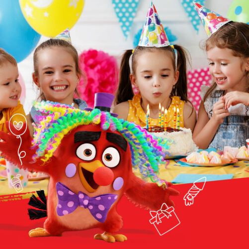 Red's Birthday Package